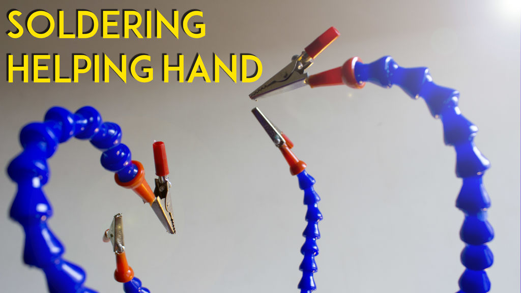 Приспособления для пайки своими руками