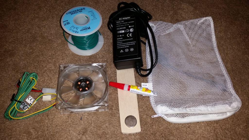 Электро ловушка от комаров