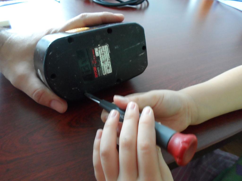 Сетевой шуруповерт из аккумуляторного своими руками